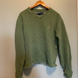 3 for 30 Cropped Polo by Ralph Lauren sweater
